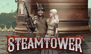 Steam Tower Touch Slot Review