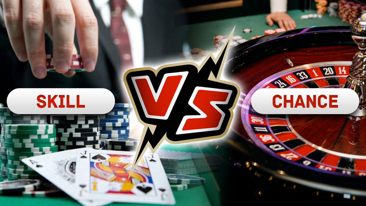 What Are Games Of Chance in Online Casinos?