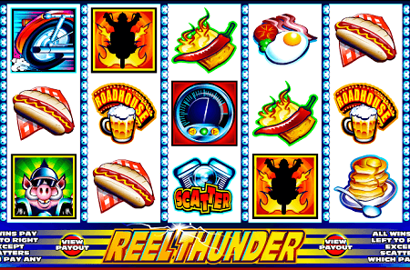 Describing about Reel Thunder Online Slot for Casino Players